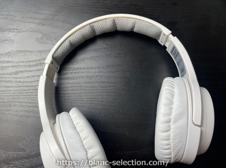 オーディオテクニカ ATH-DWL500R ヘッドフォンのヘッドパッドを修理